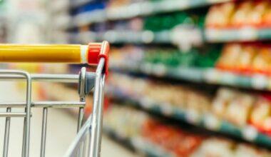 reposição em supermercados